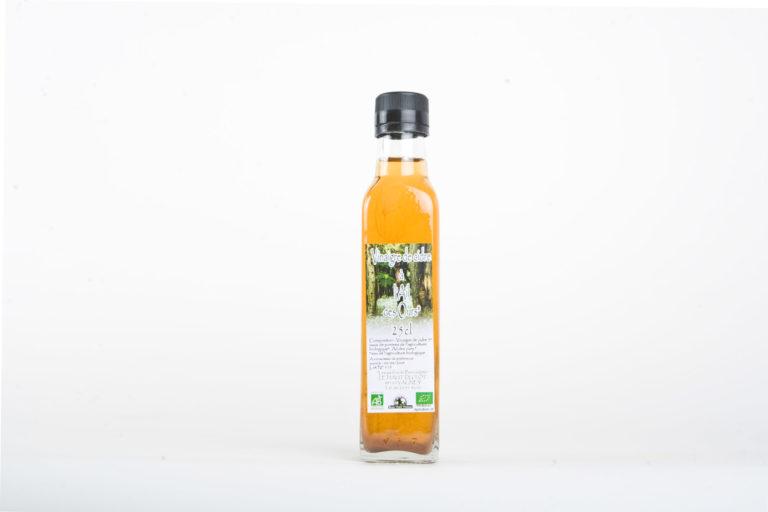 Les Jardins de Bernadette Condiments VINAIGE ADO 25CL 20