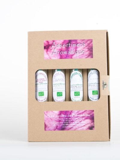 Les Jardins de Bernadette Condiments coffretbis 24