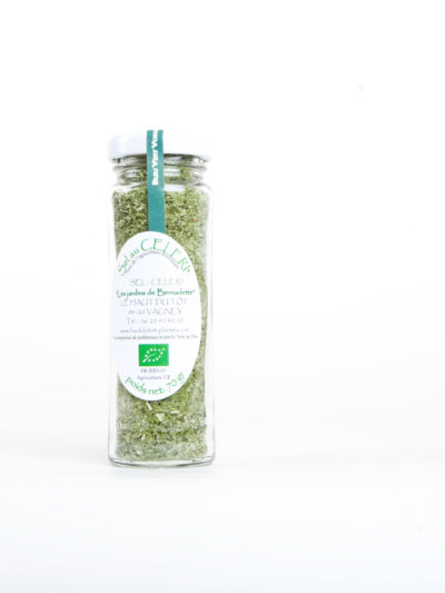Les Jardins de Bernadette Condiments sel celeri 25