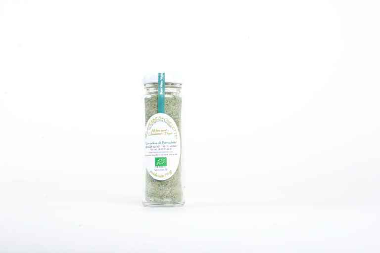 Les Jardins de Bernadette Condiments sel omelette 49