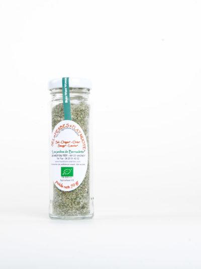 Les Jardins de Bernadette Condiments sel plat mijote 42