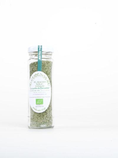 Les Jardins de Bernadette Condiments sel salade 07