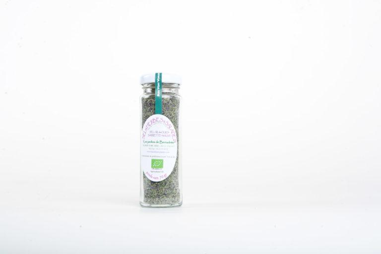 Les Jardins de Bernadette Condiments sel salade 2 41